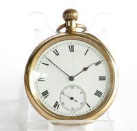 1904 Antique Waltham Duke Pocket Watch (2 of 5)