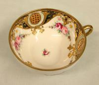 Noritake Porcelain Trio Cup Saucer & Plate. (3 of 9)