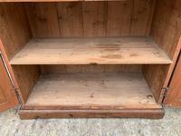 Small Antique Pine Glazed Dresser (12 of 18)