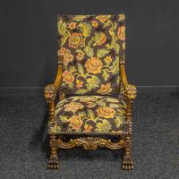 Pair of Throne Chairs (3 of 11)