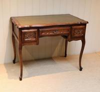 French Oak Writing Desk (2 of 8)