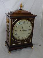 Thomas Vesper of London Georgian Bracket / Table Clock