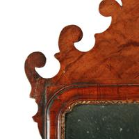 18th Century Style Walnut Mirror (6 of 8)