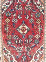 Small Hand Woven Hamadan Rug (3 of 4)