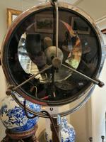 Vintage Industrial Lamp + Tripod (2 of 7)