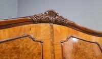 Walnut Queen Anne Style Bedroom Suite (7 of 14)