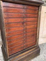Georgian Collectors Tabletop Specimen Cabinet (15 of 26)