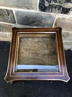 Antique Rosewood & Brass Bijouterie Display Table (8 of 10)