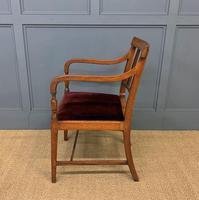 Set of 8 Georgian Mahogany Dining Chairs (7 of 16)
