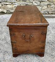 Large Antique Anglo Indian Trunk (7 of 26)