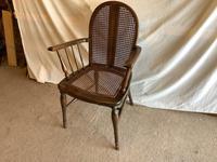 Bergere  Vintage Carver Chair (4 of 4)
