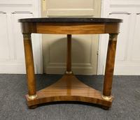 French Marble Top Empire Centre Table (3 of 16)