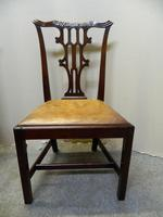 Set of 10 Mahogany Dining Chairs (3 of 7)