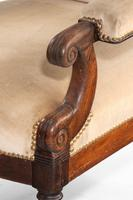 George III Period Mahogany Gentleman's Chair with Detachable Wings (2 of 8)