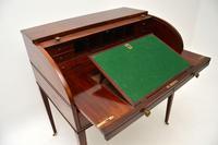 Antique Period George III Mahogany Tambour Top Desk (9 of 15)