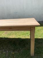 Elm Farmhouse Table 2m (7 of 10)
