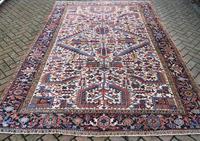 Old Heriz Roomsize Carpet 326x219cm (5 of 9)