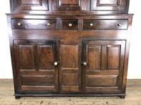 18th Century Welsh Oak Deuddarn Cupboard (8 of 12)