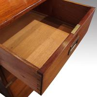 Victorian Teak Military Chest (6 of 12)