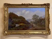 Fine Pair of Oils by Samuel Hart Turpin (2 of 4)