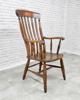 19th Century Windsor Lathback Armchair (6 of 6)