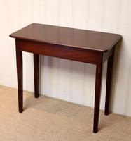 Mid 19th Century Low Mahogany Table (4 of 10)