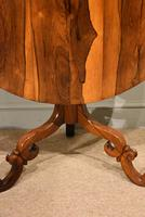 Regency Rosewood Breakfast Table (4 of 7)