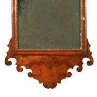 18th Century Style Walnut Mirror (4 of 8)