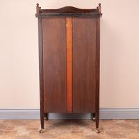Inlaid Rosewood Music Display Cabinet (14 of 15)