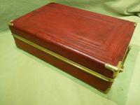 Quality French Fitted Travel – Vanity Box. c1880 (6 of 13)