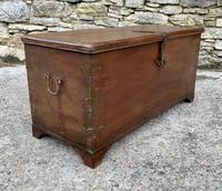 Large Antique Anglo Indian Trunk (16 of 26)