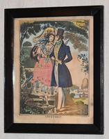Three Romantic Regency Tinsel Prints (3 of 7)