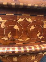 Antique Inlaid Syrian Coffee Table (10 of 12)
