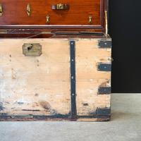 Royal Naval Officers Trunk (11 of 12)