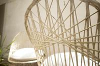 Pair of Mid 20th Century Russell Woodard Wicker Effect Side Chairs - Patio (4 of 11)