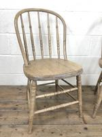 Antique Bentwood Kitchen Chairs (4 of 9)