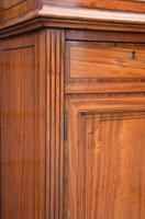 Exceptionally Fine Quality Edwardian Satinwood Display Cabinet c.1901 (12 of 20)