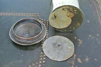 Victorian Brass Tobacco Box & Tamper c.1905 (3 of 4)