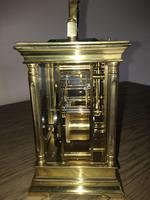 Large Fine Repeat Strike Carriage Clock (11 of 12)