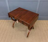 Splendid 19th Century Mahogany Sofa Table (20 of 22)
