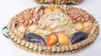 Vintage Seashell Trinket St George Les Bains Box (6 of 8)