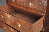 Early 18th Century Burr Walnut Chest on Stand (5 of 11)