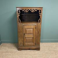 17th Century Oak Country House Antique Cupboard (5 of 7)
