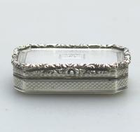Good William IV Solid Silver Vinaigrette London 1832 (3 of 10)