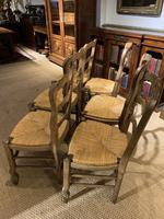 Set of 6 Country Chairs (2 of 9)