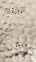 Antique Edwardian Sterling Silver Sovereign Case 1906 (3 of 8)