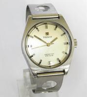 Gents 1968 Tissot Seastar Pr516 Watch with Rally Strap (2 of 6)