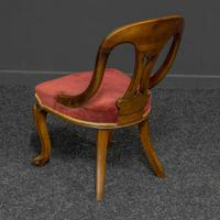 Set of Six Victorian Mahogany Chairs (3 of 13)