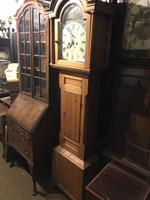 Cornish Pine 8 Day L. C clock owned by Footballer & Beverley Sisters (8 of 11)