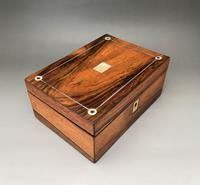 Gorgeous William IV Jewel/sewing Box (2 of 5)